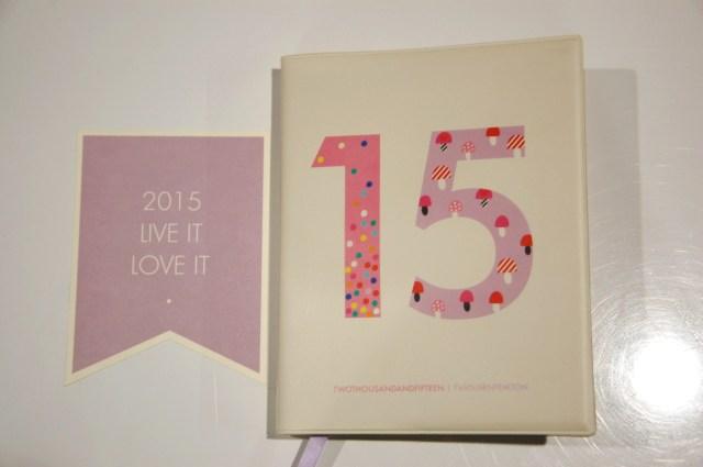 kikki.k 2015 diary