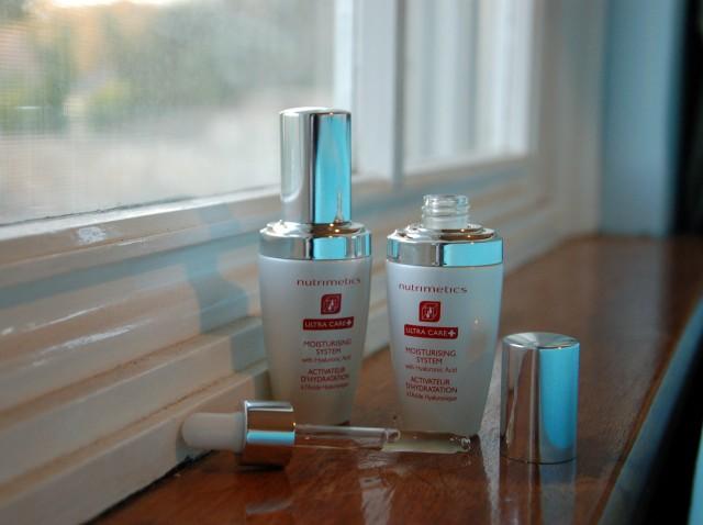 Nutrimetics ultra care moisturising system