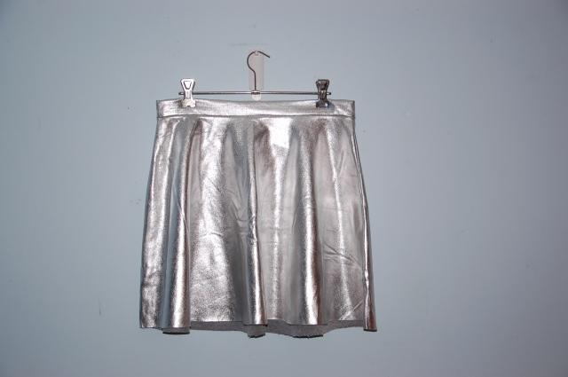 silver skirt 1