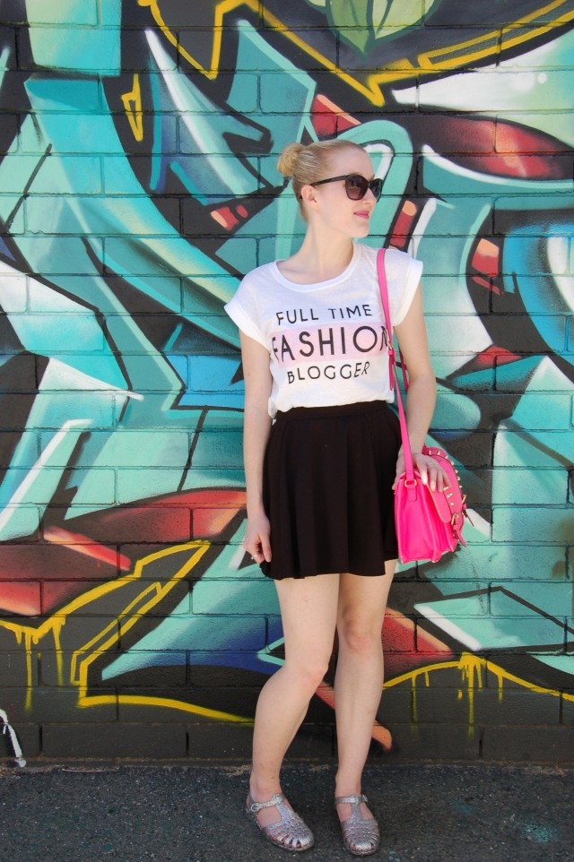 full time fashion blogger top