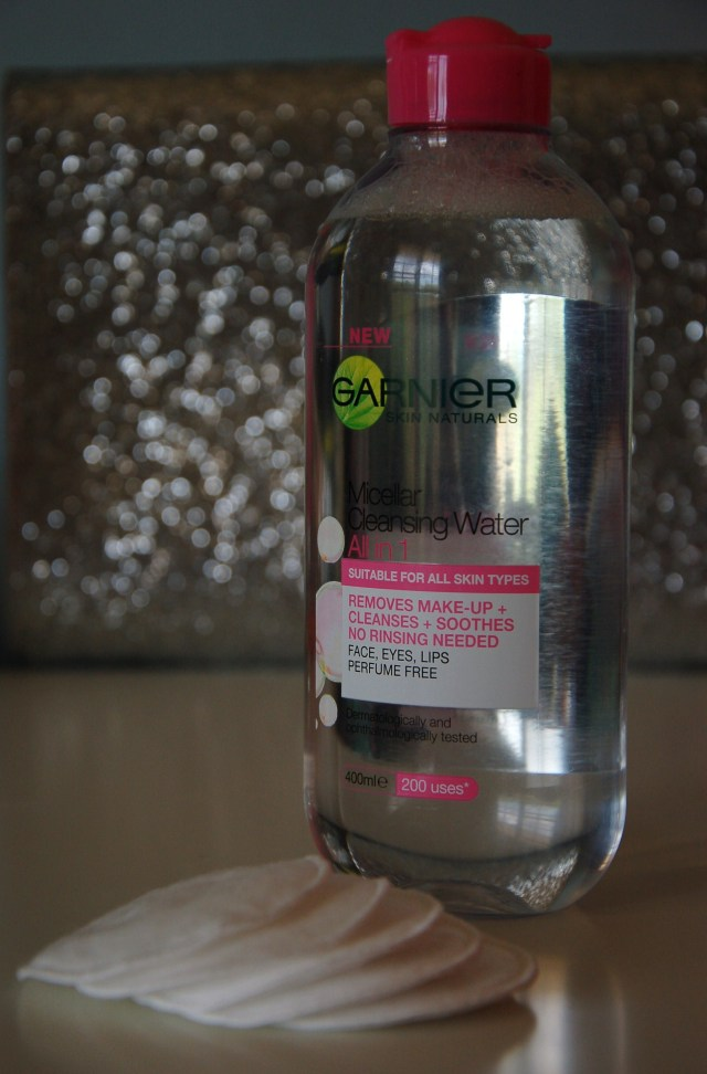 Garnier Micellar Cleansing Water | Extraordinary Days