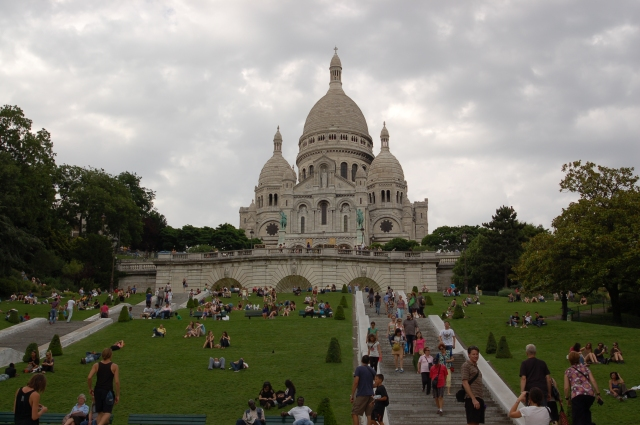 Sacré-Cœur, Paris | Extraordinary Days