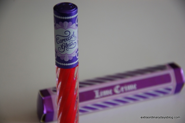 Lime Crime Carousel Gloss Cherry on Top | Extraordinary Days
