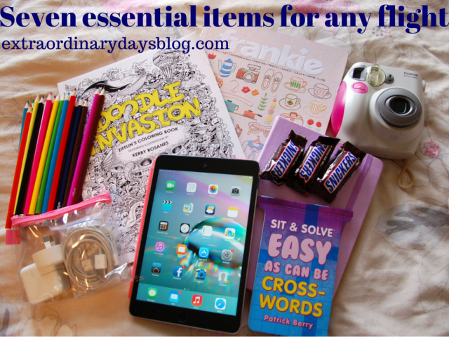 Travel tips | Seven essential items for your carry-on luggage | Extraordinary Days