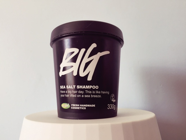 Lush Big shampoo review | Extraordinary Days blog